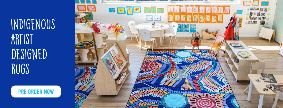 Indigenous Floor Rugs