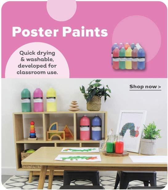 Poster Paints